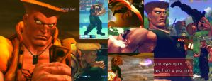 Shadow Guile v1.1 by Hornyyoshi
