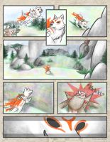 Okami Entry: Cartoon Cliche by Jammerlee