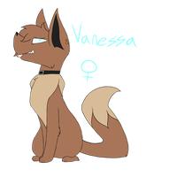 Vanessa ref OLD by CaptainLaylie