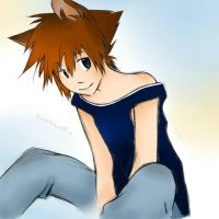 Furry Sora! by bluebird113333