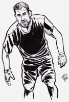 BaloneWithAGoat mud run ink MD by jetdog-art