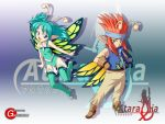 Ataraxia Online: Fairies by Goldsickle