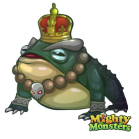 Frog King by vinciruz