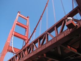 Golden Gate Bridge DCA by HKstock