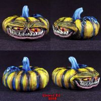 Rotten Pumpkin Freaky Monster by Undead-Art