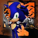 Halloween Sonic Outfit Release by JaysonJean
