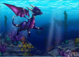 Oceanic Reef -With Video...- by IceDragonhawk
