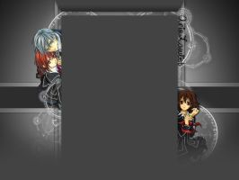 Vampire Knight cosmic panda 3.0 Layout by ArisuLawliet