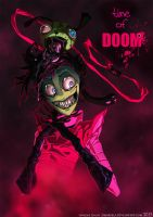 Time of Doom by DMarsela
