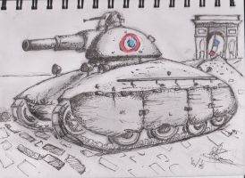 AMX 40 by RussRamos