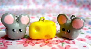 Mice and Cheese by mAd-ArIsToCrAt