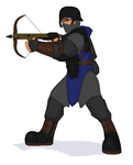 Medieval SWAT-soldier by Plutonia-V41