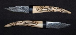 Viking Knife 2 by DarkSunTattoo