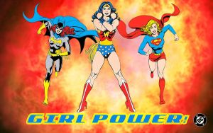 Girl Power! by Superman8193