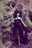 Memories of faun forest by Sarqq