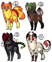 Adopts CLOSED by InfectedZombieX
