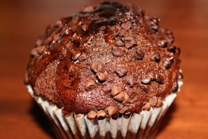 Chocolate Muffin by OnePiece4Life