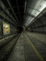Epping Train Station by Wretched-Existence