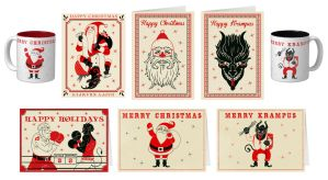 Christmas Cards by mscorley