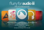 Flurry Icons for Audio 3 by HeskinRadiophonic