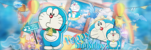 [Share PSD] [3.9.16] Happy birthday Doraemon!(3/9) by Ichigo-Miranda