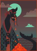 The Samebito's Tears by chasmosaur