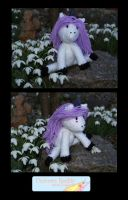 The Snowdrop Unicorn by UnicornReality
