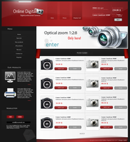 Digital Cameras by Ad3M by designerscouch