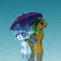 Rainy Day by adailey