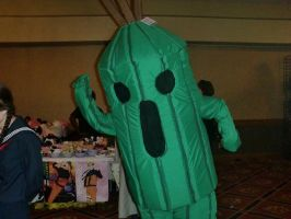 Cactuar at SoDak 2011 by Di-Chan