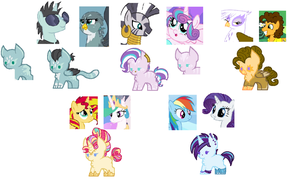 Mlp: Adopts Open by BlackTempestBrony