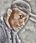 Peni Santoso by gblackid