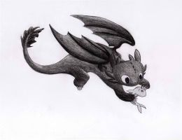 toothless by tobiie