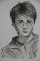 Mr. Potter by mephistofee
