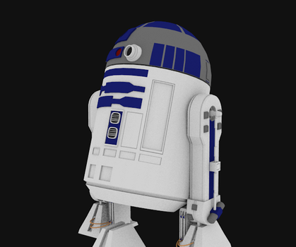 R2-D2 by TheUnityStudios