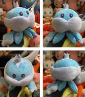 male Jellicent plush by aSourLemon