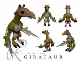 The Girataur by jorgruber