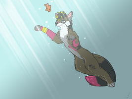 Under The Sea - Request by Spottedfire1212