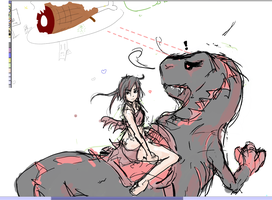 delicious meat by pantsu-pirate