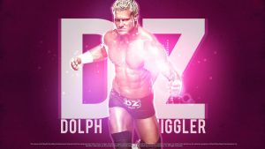 Dolph Ziggler - Wallpaper by findmyart