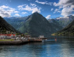 Sognefjord by insigma00