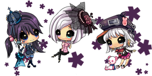 LaTale Commishes III by x--lalla--x