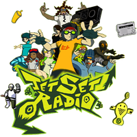 Jet Set Radio HD by POOTERMAN