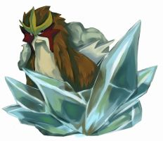 Entei by gongn