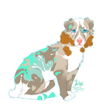 Marigold Aussie Pup [closed] by Stole-Your-Popsicle
