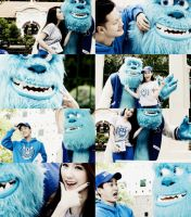 [Picspam] Monster University by Miu-Etic