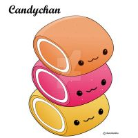 kawaii: Candychan by IdeandoGrafica