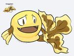 Pokefusion | Exeggdeen by Sir-Herp