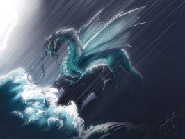 Rising storm by ShadowNight456