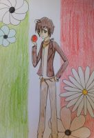 South Italy ( Hetalia ) by DisruptiveDiva
